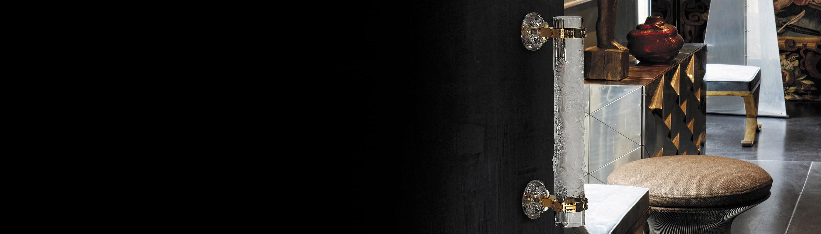 Door fixtures 11 Items & Crystal door handles \u0026 knobs | Lalique Interior Design | Lalique Pezcame.Com