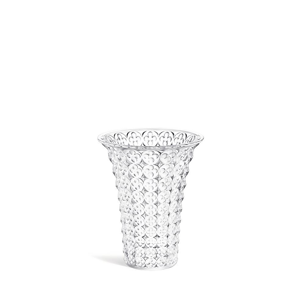 Venezia vase | Clear crystal | Vase Lalique