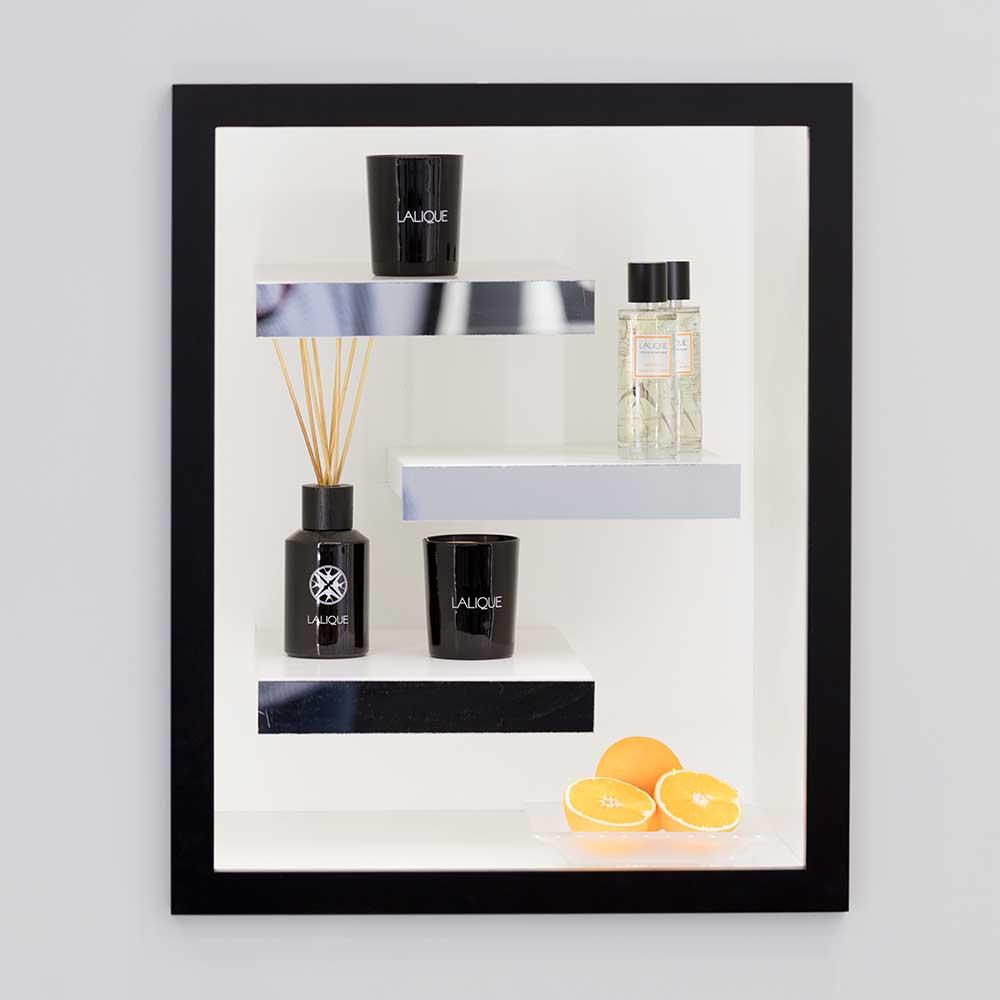 Neroli, Casablanca - Morocco, Scented Candle | 190 g (6.5 Oz.) | Lalique Parfums