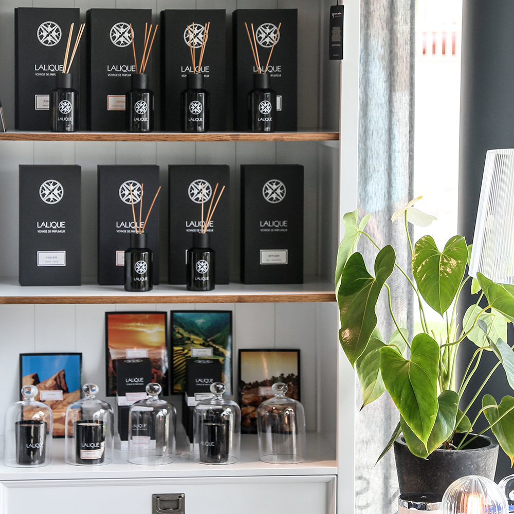 Vetiver, Bali - Indonesia, Perfume Diffuser | 250 ml (8.4 Fl. Oz.) | Lalique Parfums