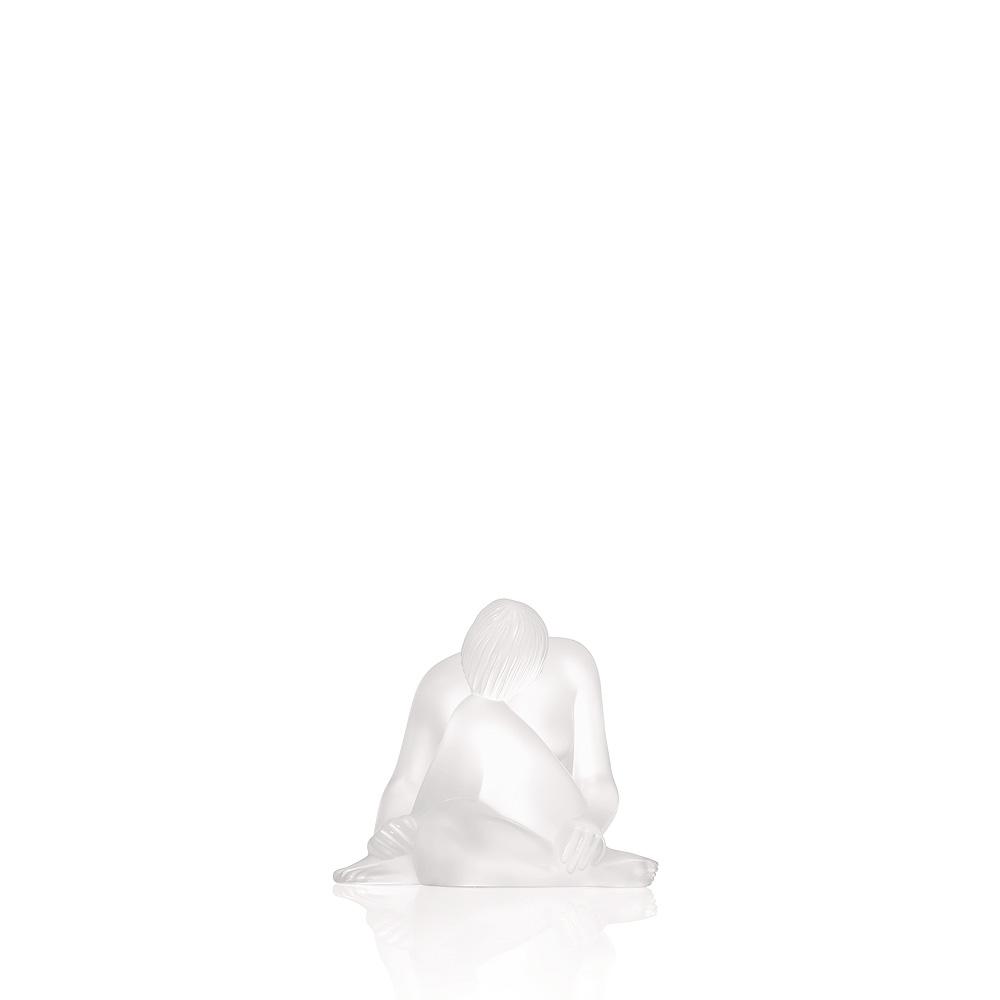 Nude Dream sculpture | Clear crystal | Sculpture Lalique