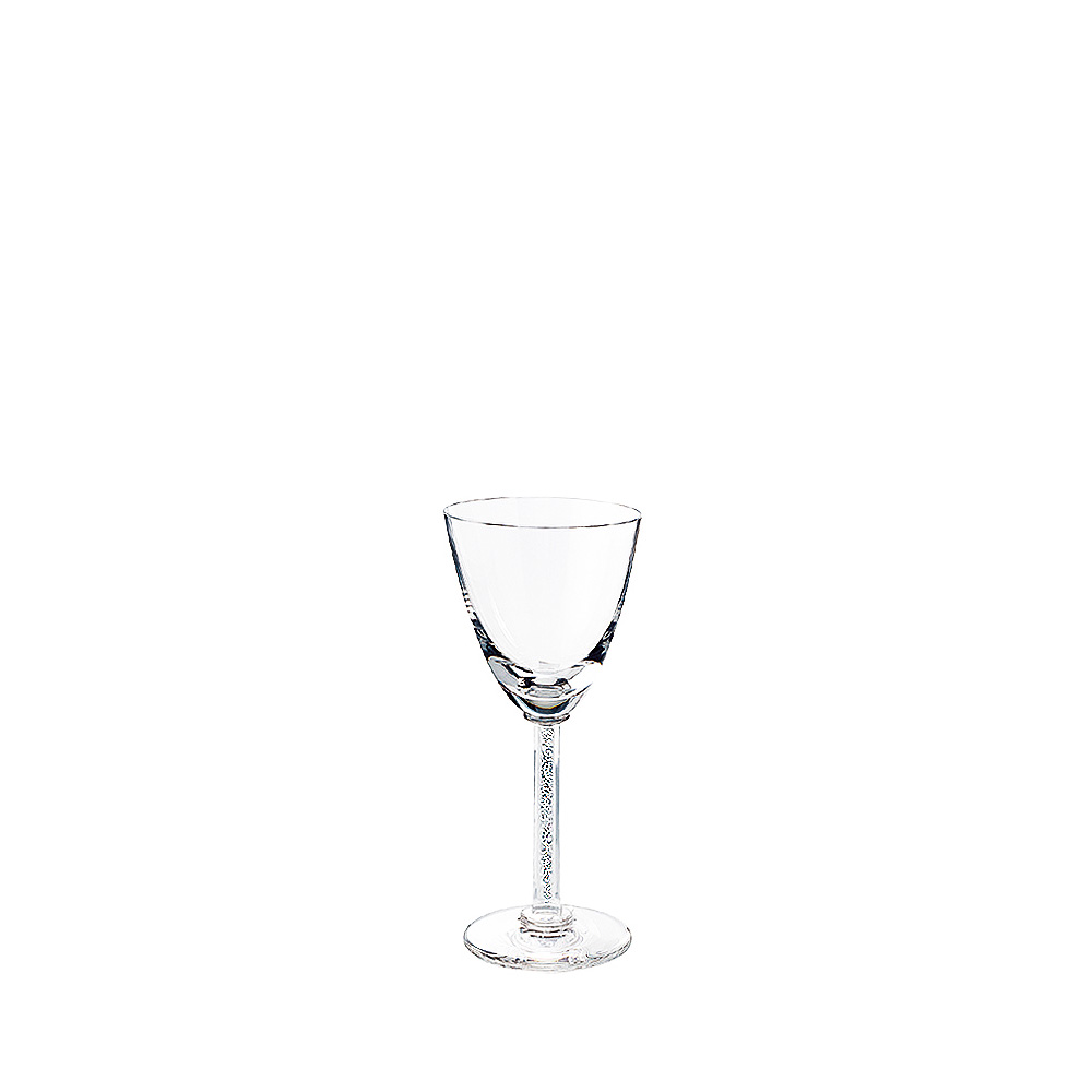 Phalsbourg wine Burgundy glass | Phalsbourg collection, clear crystal | Glass Lalique