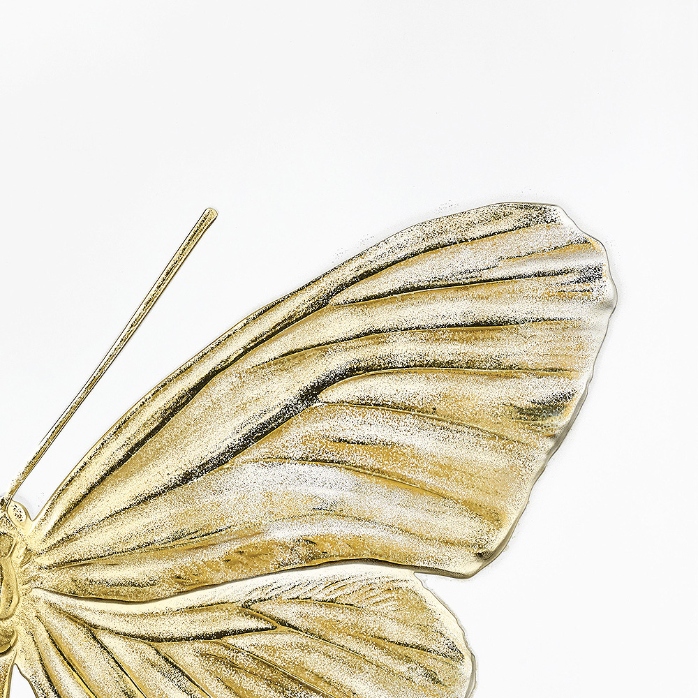 Eternal Hope, crystal panel | Limited edition (50 pieces), clear crystal and gold stamped | Eternal, Damien Hirst and Lalique