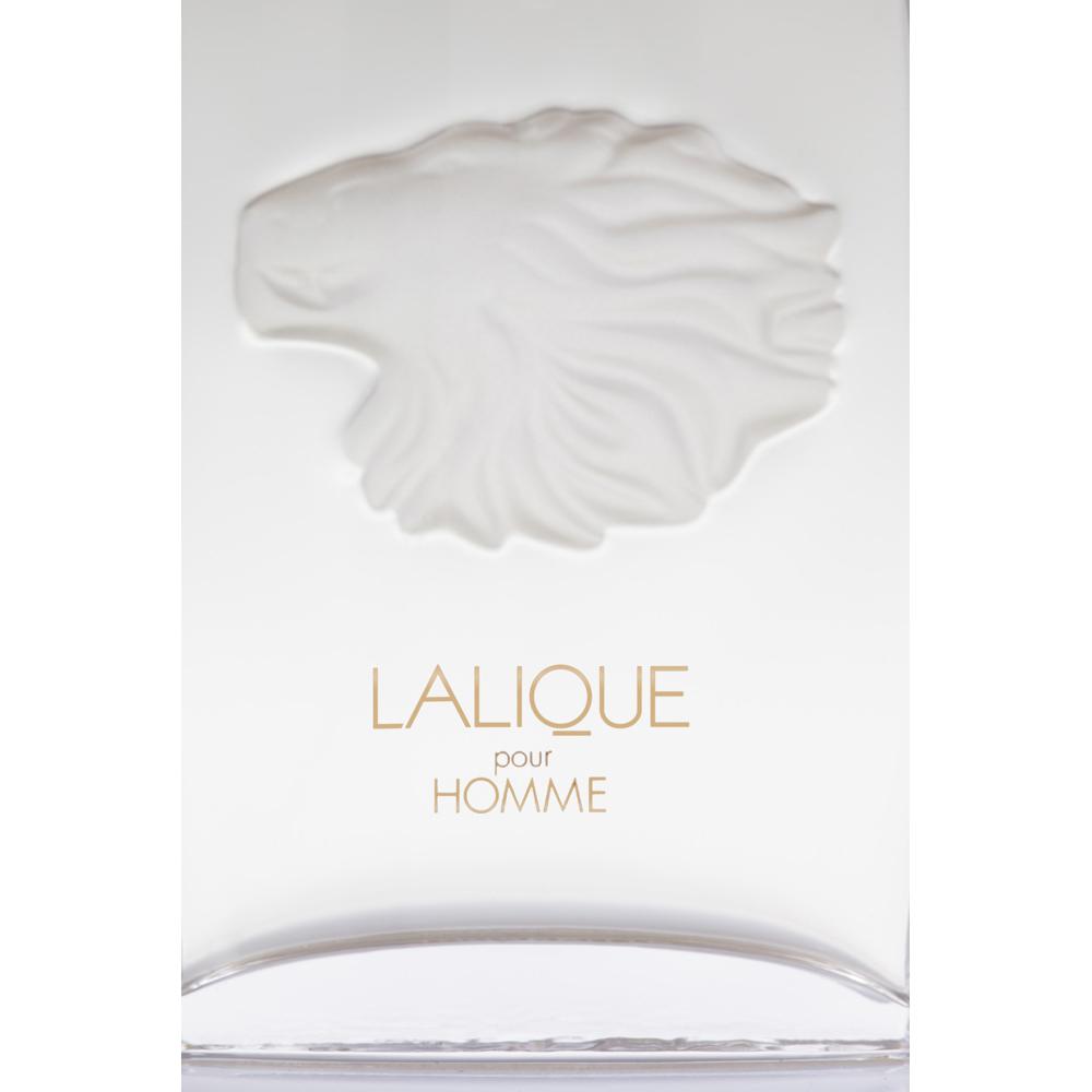 LALIQUE POUR HOMME LION Eau de Parfum | 125 ml (4.2 Fl. Oz.) Natural Spray  | Lalique Parfums
