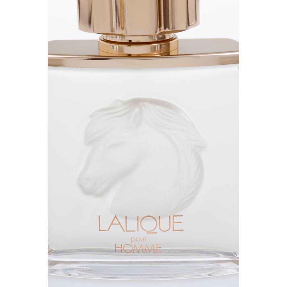 LALIQUE POUR HOMME EQUUS Eau de Parfum | 75 ml (2.5 Fl. Oz.) Natural Spray | Lalique Parfums