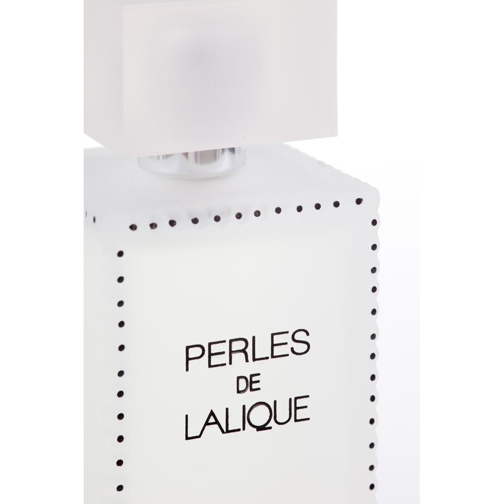 perles de lalique eau de parfum 100 ml 3 3 fl oz natural spray lalique parfums lalique. Black Bedroom Furniture Sets. Home Design Ideas