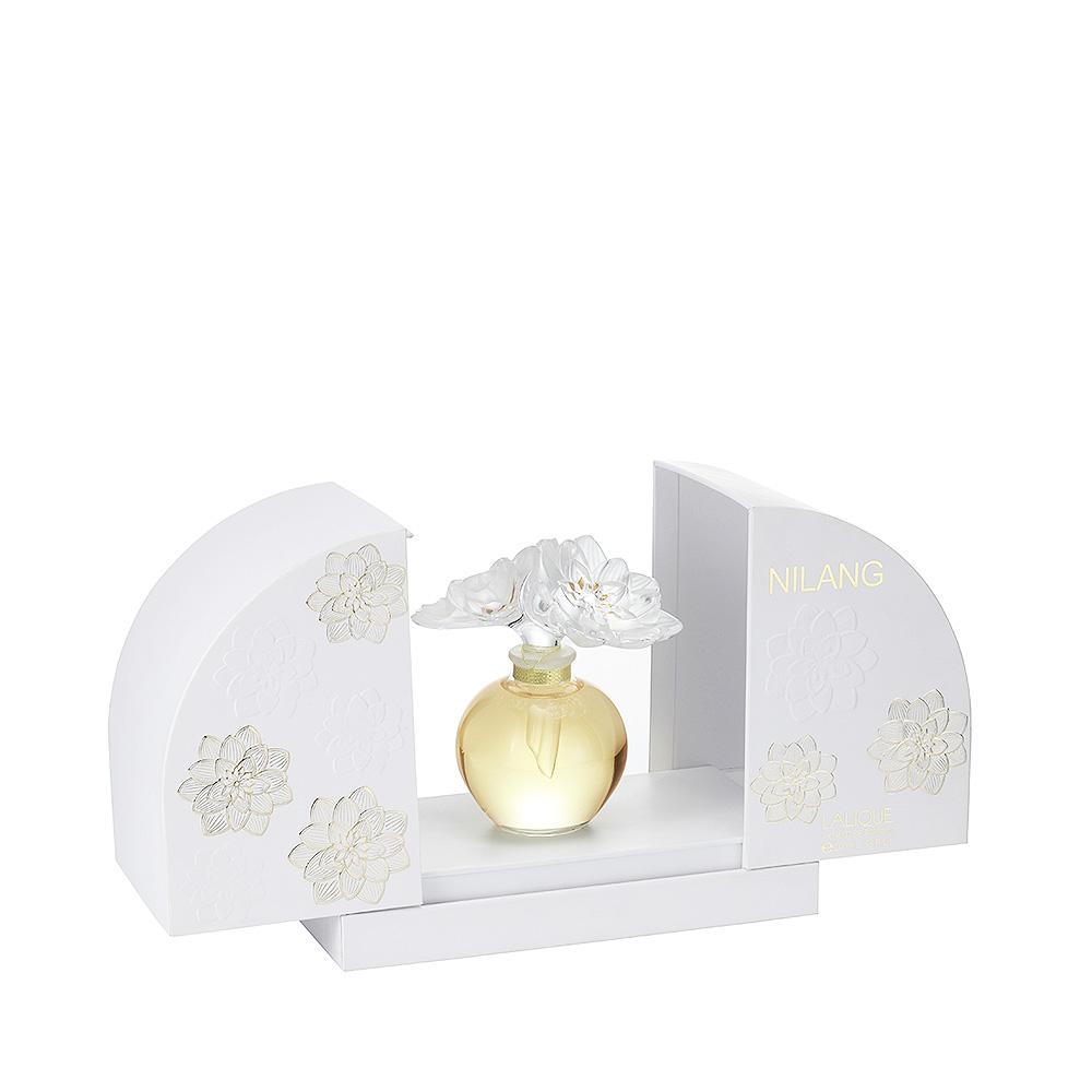 NILANG Crystal Flacon | Extrait de parfum, 100 ml | Lalique Parfums