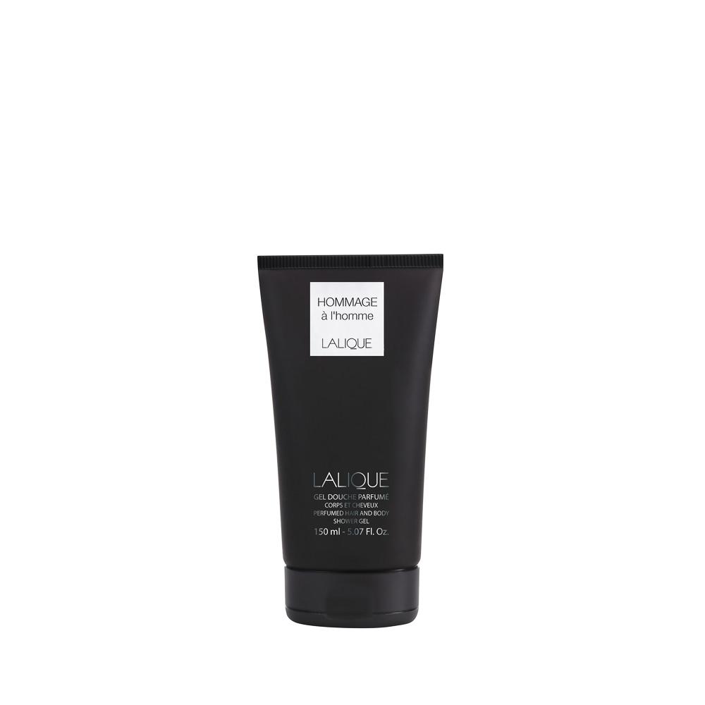 HOMMAGE À L'HOMME Perfumed Shower Gel | 150 ml (5.07 Fl. Oz.) | Lalique Parfums