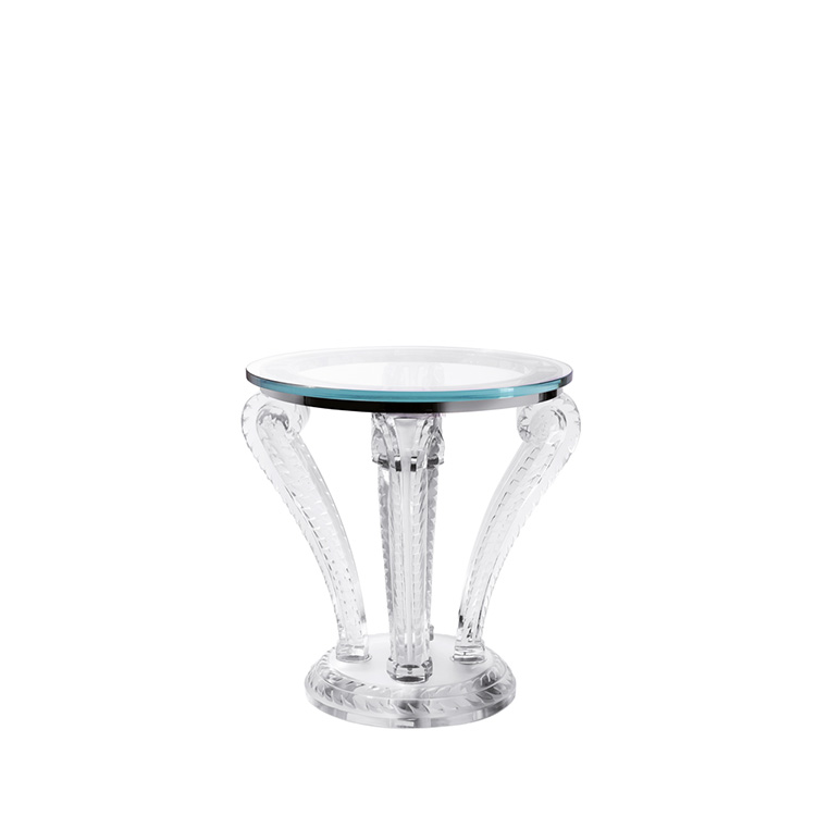 Elegant Marsan Pedestal Table