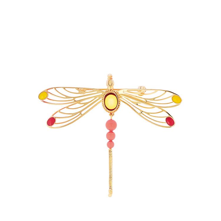 Libellule brooch