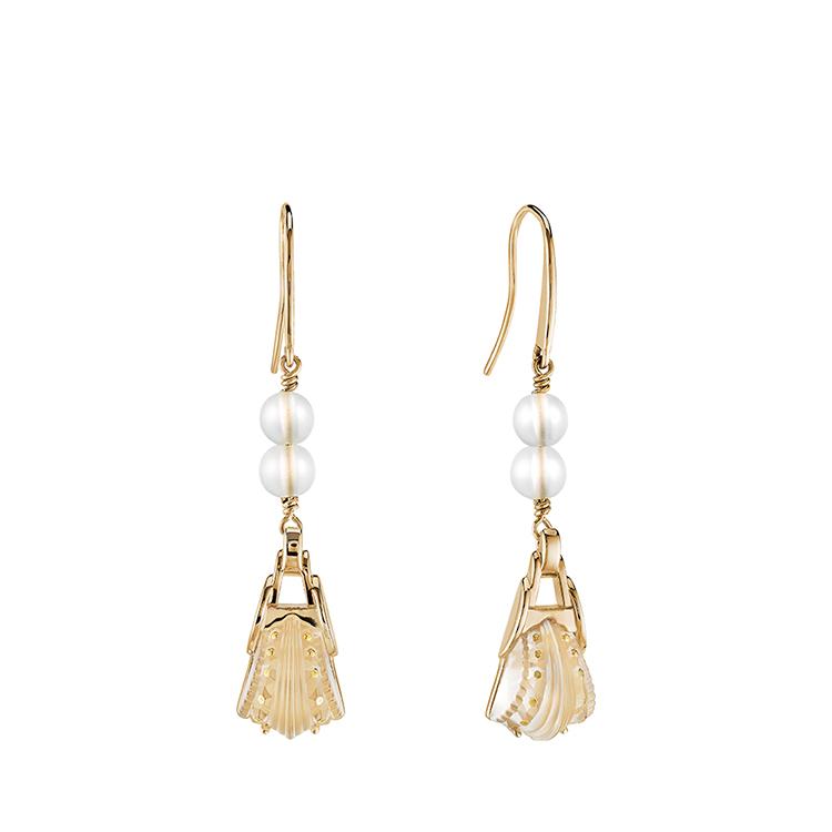 Icône earrings