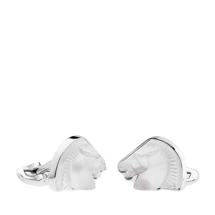 Cheval mascottes cufflinks