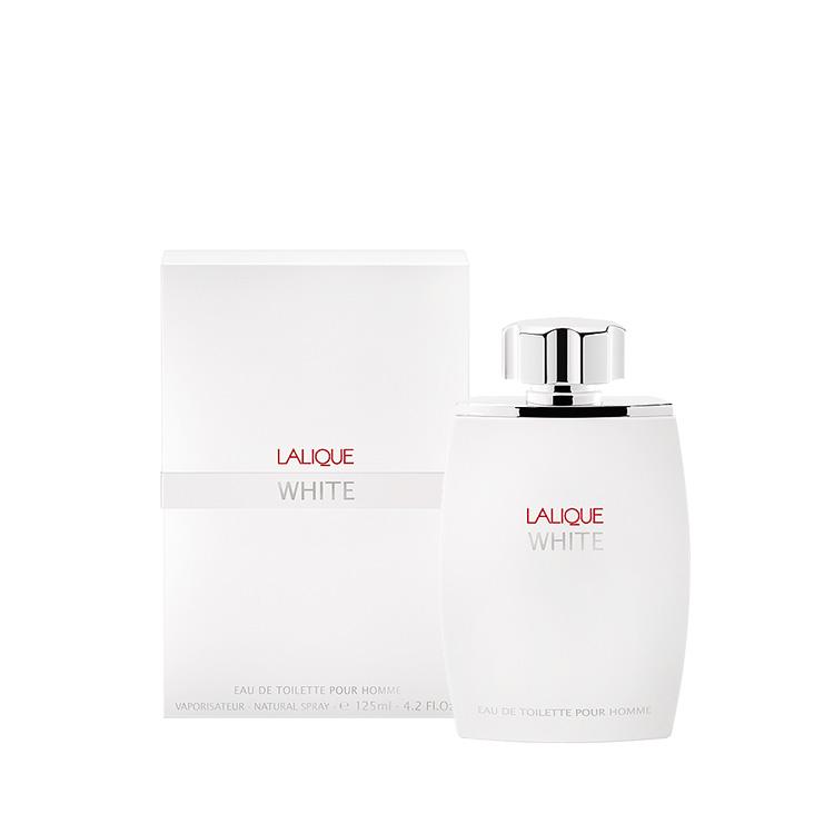LALIQUE WHITE, Eau de Toilette