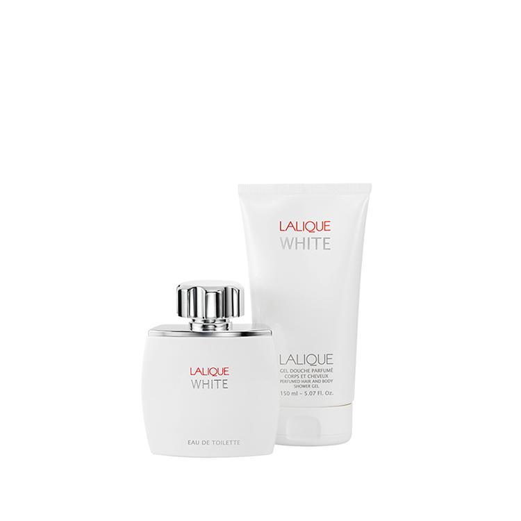 LALIQUE WHITE, Gift Set