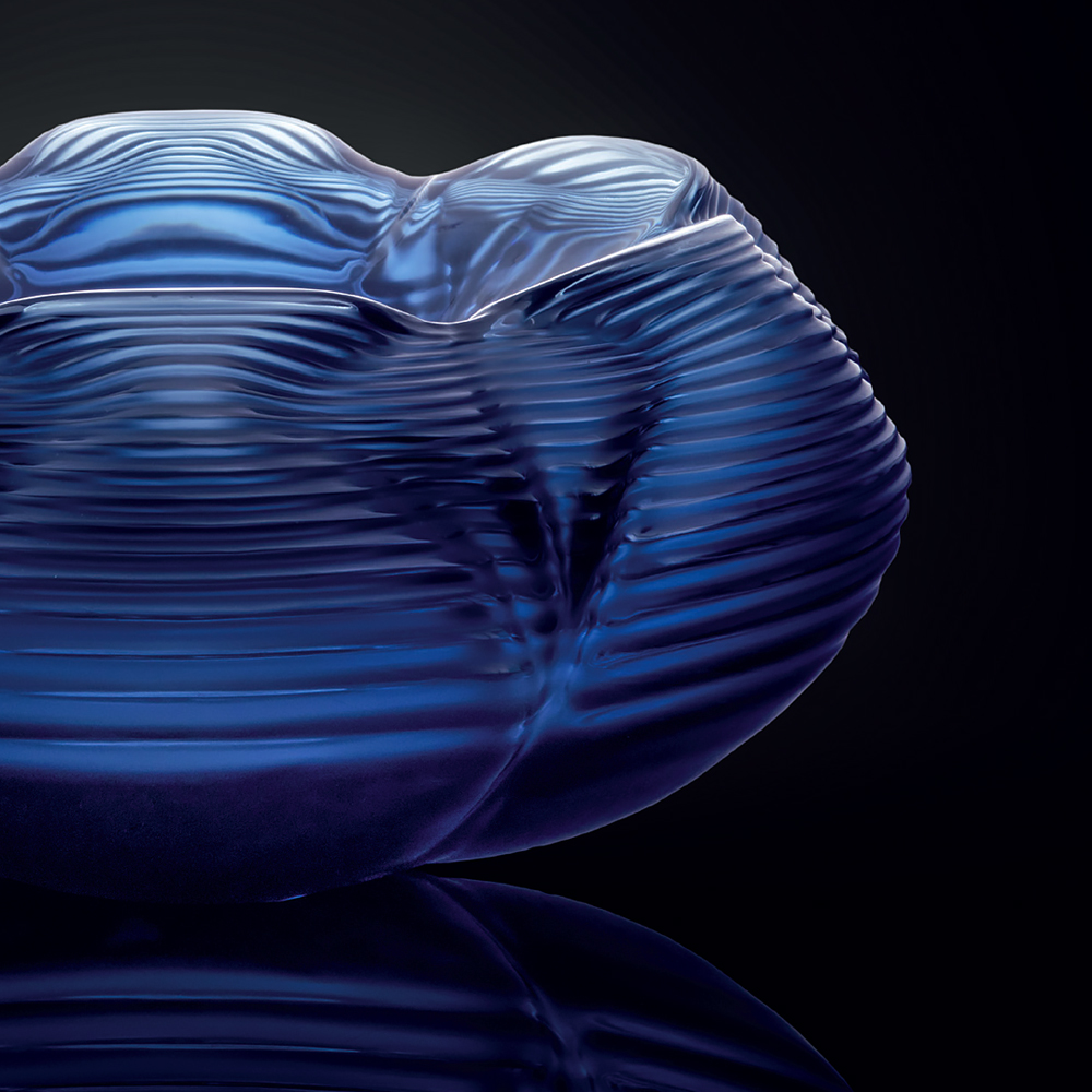 Crystal Architecture By Zaha Hadid Lalique