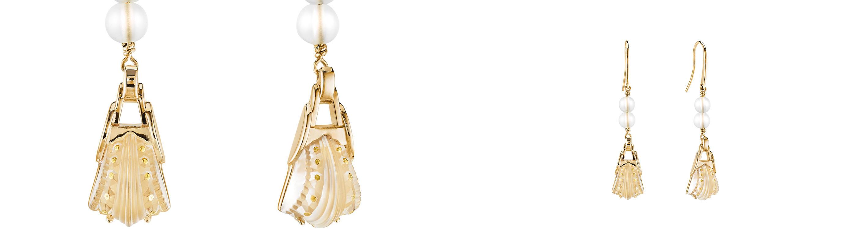 4d33656aaedcf3 Boucles d'oreilles | Lalique Bijoux | Lalique