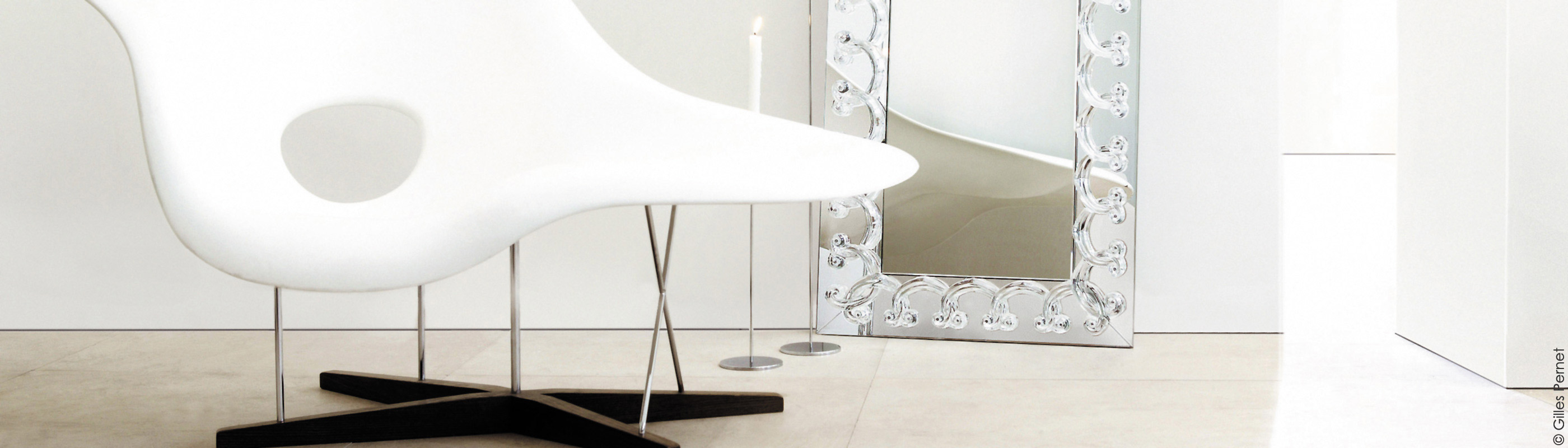 Crystal mirrors | Lalique Interior Design | Lalique