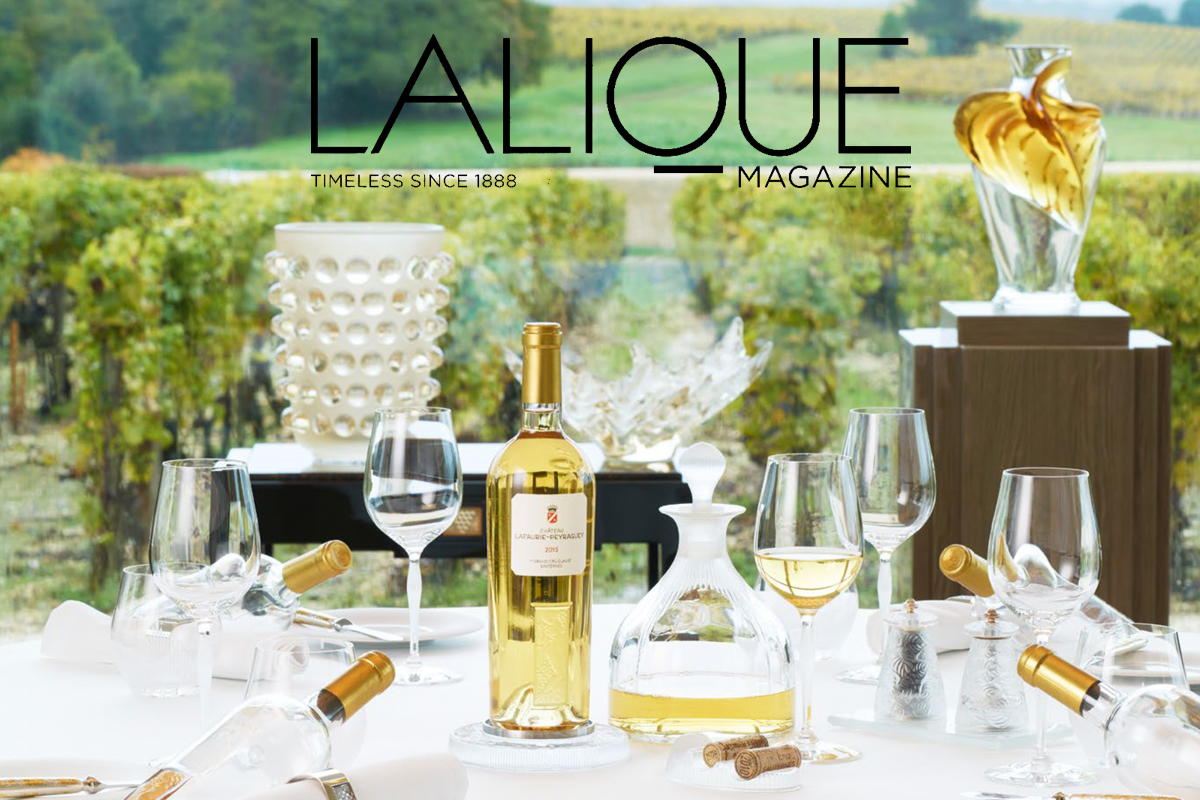 Discover all lalique magazines