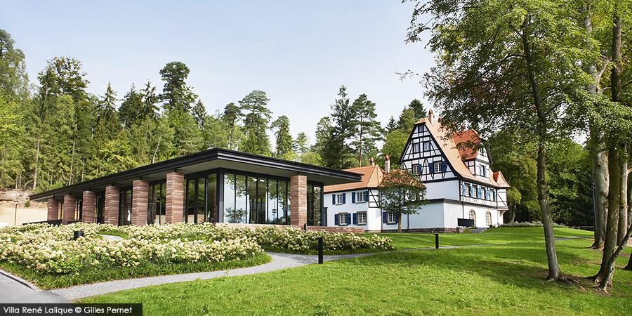 Hotel Villa Rene Lalique