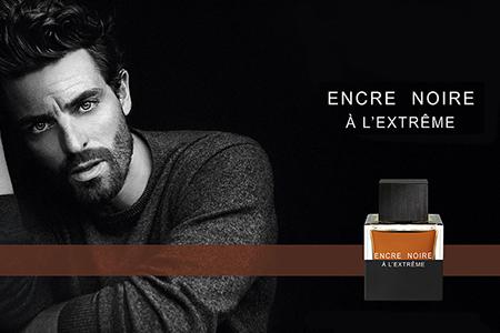 Encre Noire à l'Extrême, Lalique new masculine fragrance