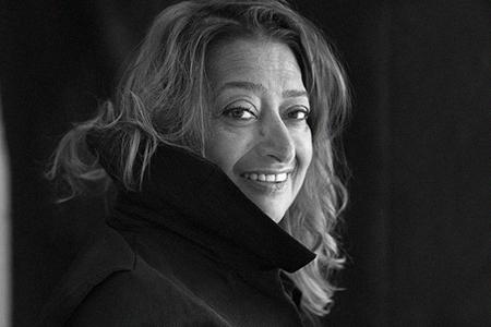 Zaha Hadid, 1950 - 2016