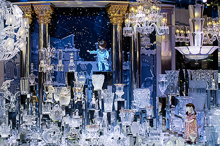 MAGICAL CHRISTMAS WINDOWS AT PRINTEMPS HAUSSMANN, PARIS