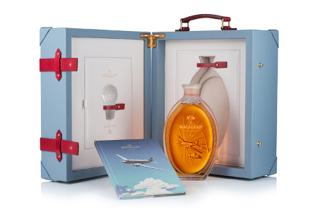 THE MACALLAN REVEALS SECOND STUNNING 1930'S INSPIRED LALIQUE DECANTER