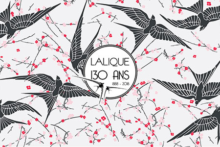 130 years of Lalique