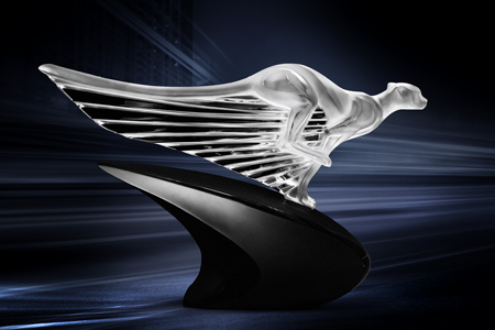 A Lalique collection for McLaren: Essence of Speed