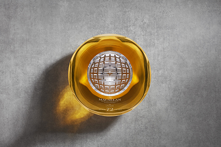When worlds of mastery unite: unveiling The Macallan 72 years old in Lalique - The Genesis decanter