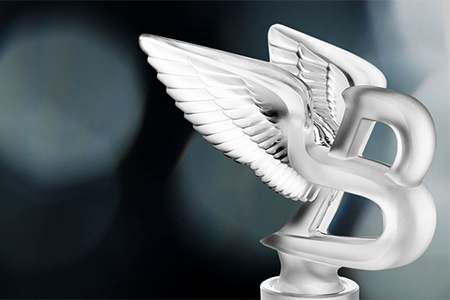 Flying B, Lalique for Bentley