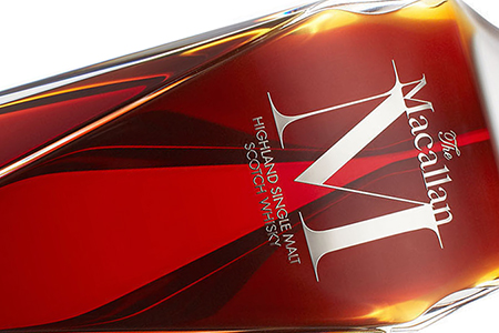 The Macallan M decanter: Mastery in the power of three
