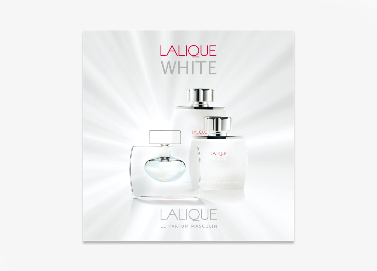 White 2 Lalique Spray De Toilette125 Ml4 Eau FlOzNatural 8OPkn0wX