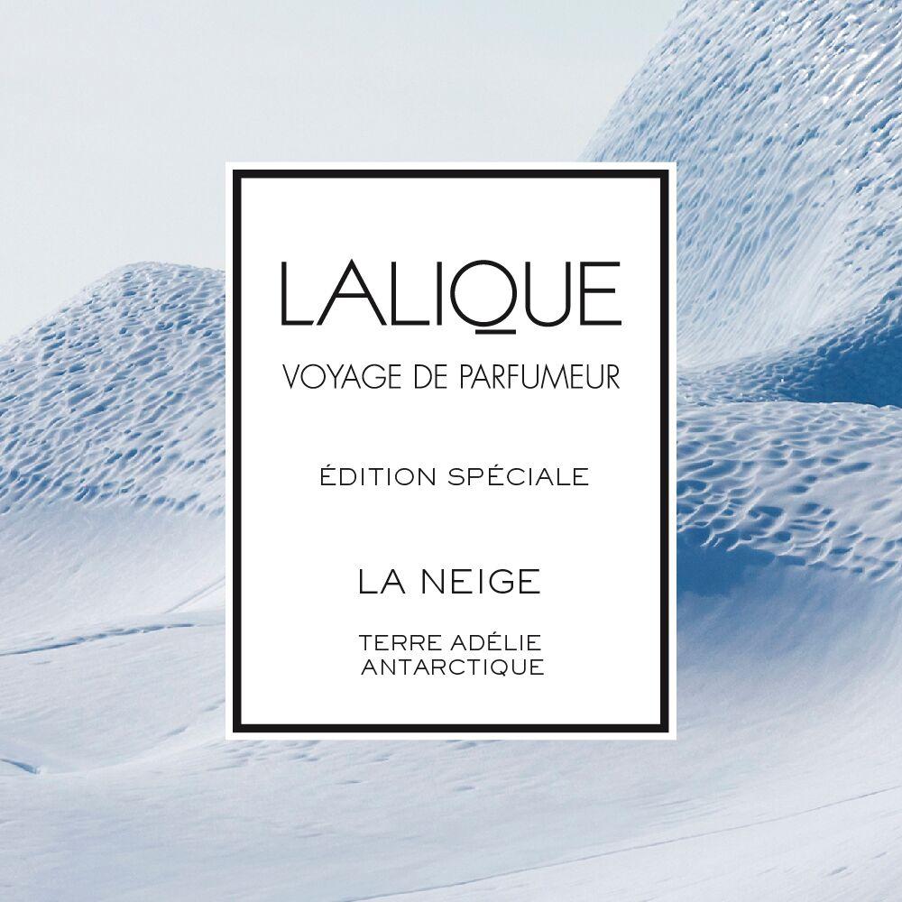 The Snow, Adélie Land - Antarctica, Scented Candle