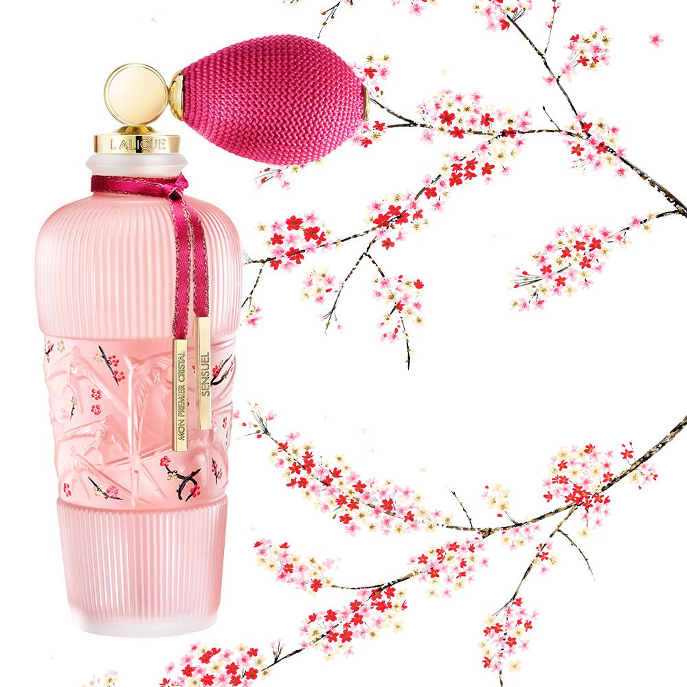 "MON PREMIER CRISTAL  BLOOMING ""Sensuel"", Absolu de Parfum"