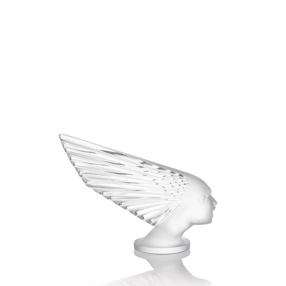 Sculpture Victoire | Cristal incolore | Sculpture Lalique