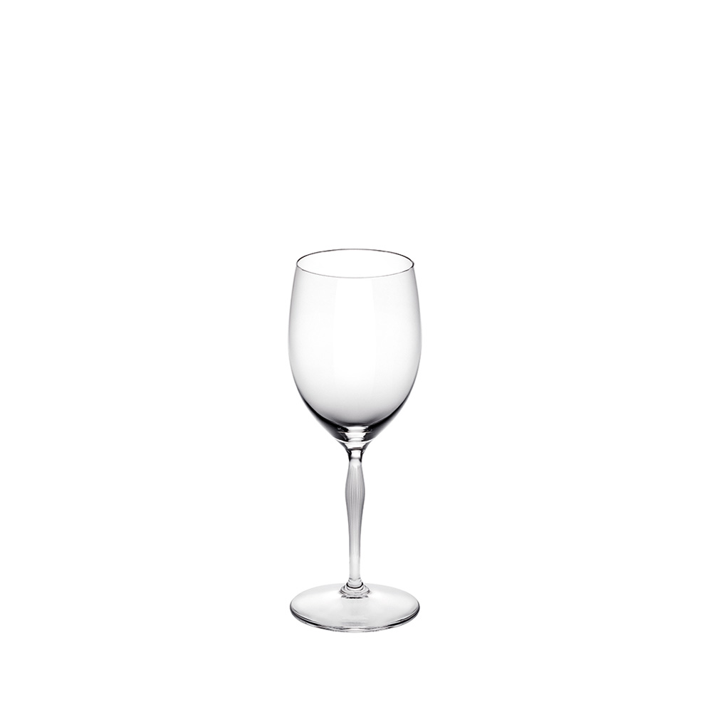 100 POINTS water glass | 100 POINTS by James Suckling, clear crystal | Glass Lalique
