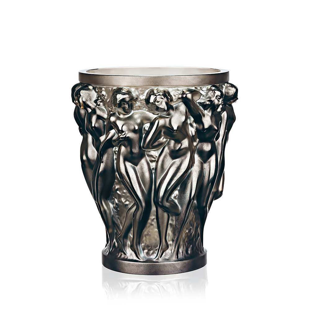 Bacchantes vase bronze crystal vase lalique lalique bacchantes vase bronze crystal vase lalique reviewsmspy