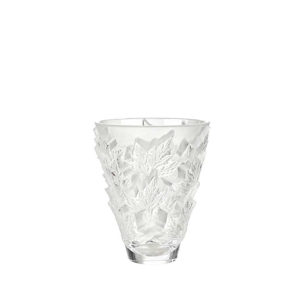Champs-Élysées small vase | Clear crystal | Vase Lalique