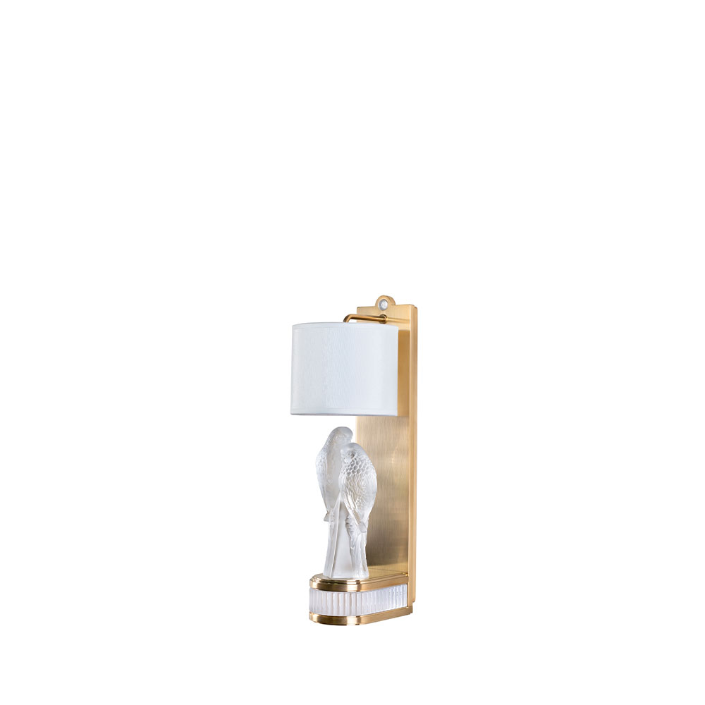 2 Perruches wall sconce | Pierre-Yves Rochon