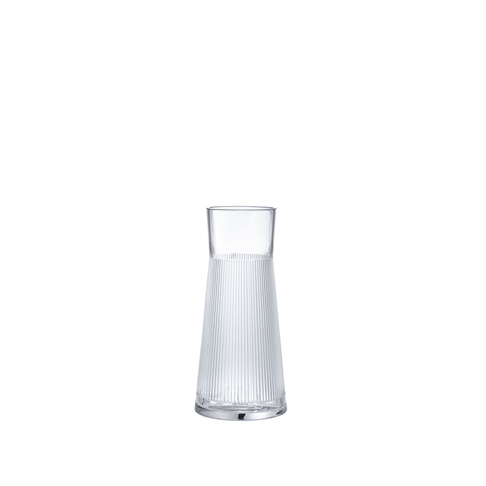 Water Jug Wingen | Clear crystal | Decanter Lalique