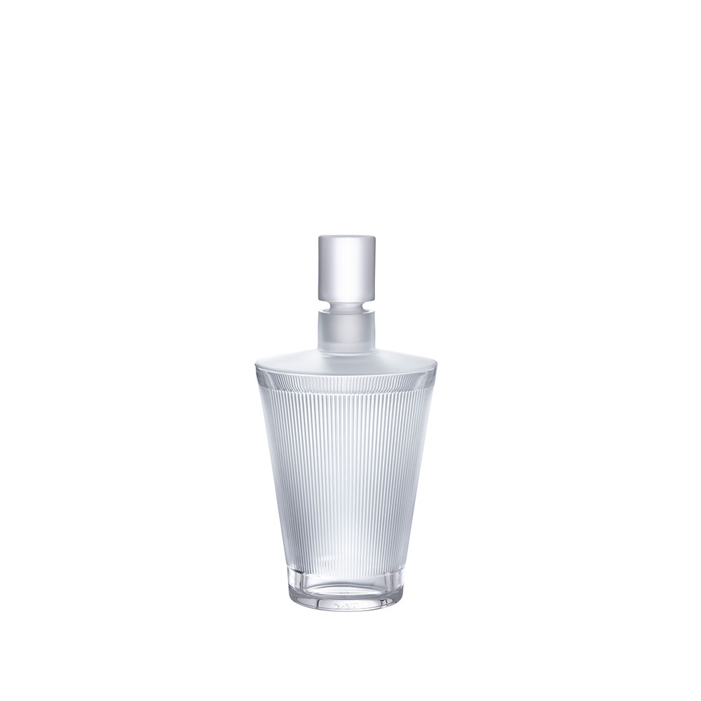 Decanter Wingen | Clear crystal | Decanter Lalique