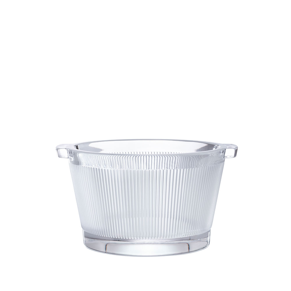 Ice Bucket Wingen | Clear crystal | Glass Lalique