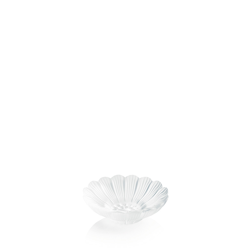 Pâquerettes small bowl | Clear crystal | Small bowl Lalique