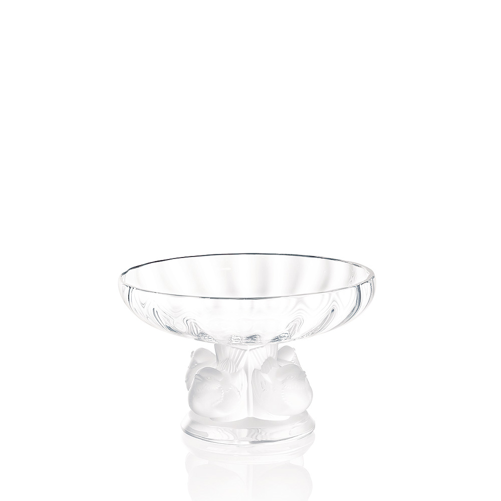 Nogent bowl | Clear crystal | Bowl Lalique