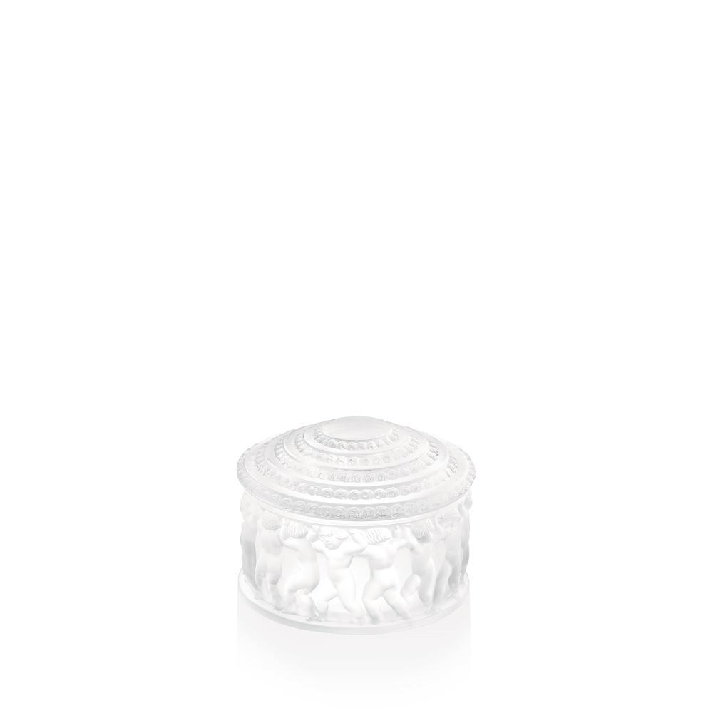 Enfants box   Clear crystal   Box Lalique