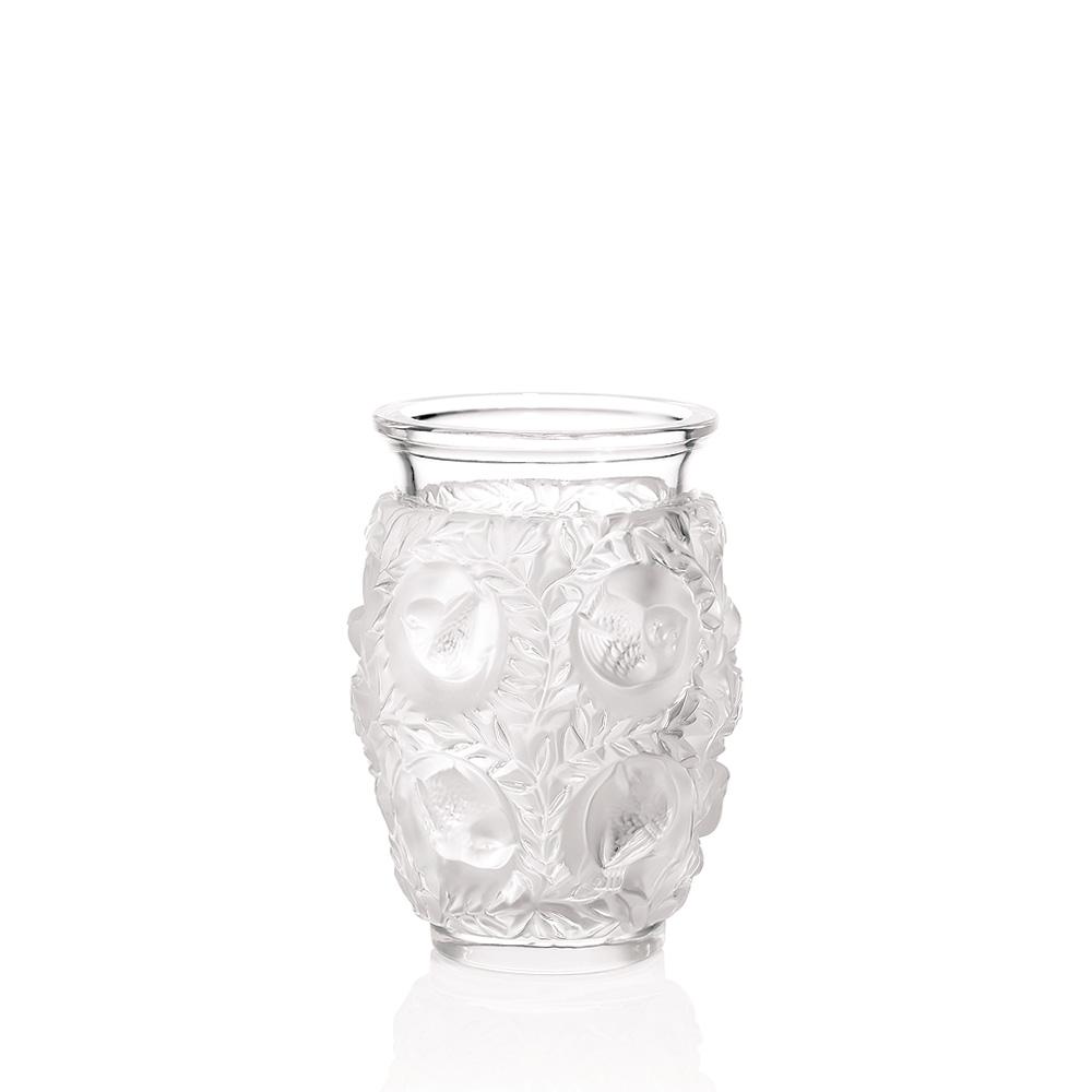 Bagatelle vase | Clear crystal | Vase Lalique