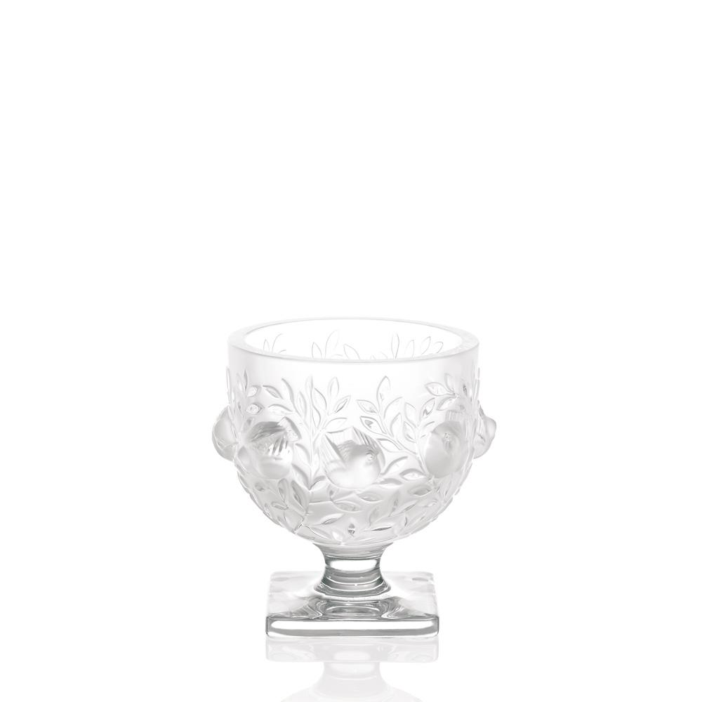 Elisabeth vase | Clear crystal | Vase Lalique