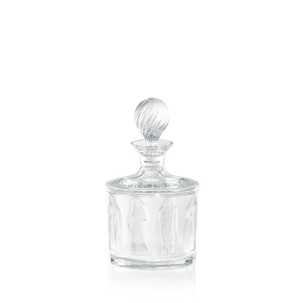 Femmes Antiques wine decanter   Femmes Antiques collection, clear crystal   Decanter Lalique