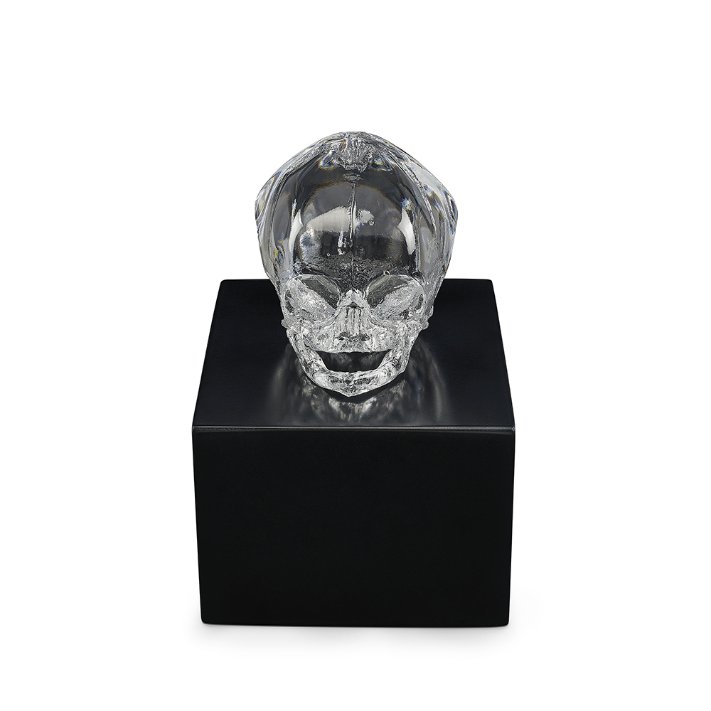 Eternal Memory, crystal sculpture | Limited edition (35 pieces), clear crystal| Eternal, Damien Hirst and Lalique